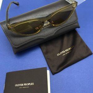 Oliver Peoples L.A.  Zasia 53mm Cat Eye Sunglasses